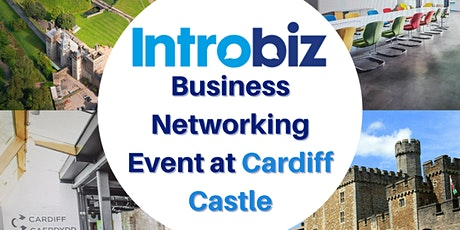 Cardiff Castle Power Group Networking Event tickets