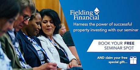 FREE Property Investing Seminar - RICHMOND - Richmond Hill Hotel tickets