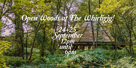 Open Woods at The Whirligig tickets