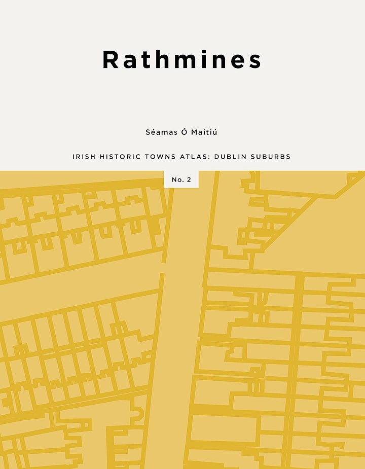 Rathmines through time and space: from medieval rath to flatland image