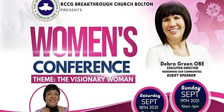 GoodWomen Conference tickets