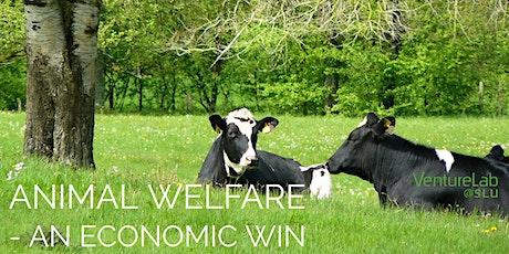 Animal welfare - an economic win tickets