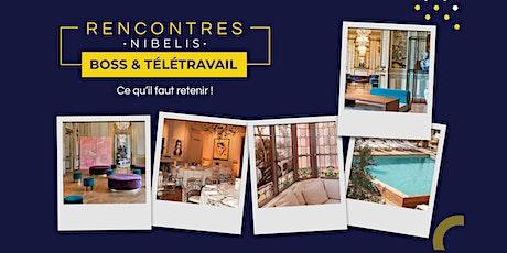 Conférence Nibelis Nantes billets
