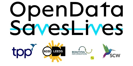 OpenDataSavesLives: The Unconference tickets