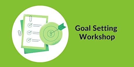 Goal Setting Workshop tickets