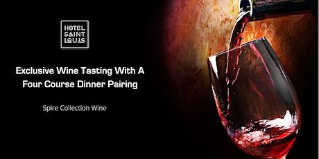 Spire Collection Wine Dinner tickets