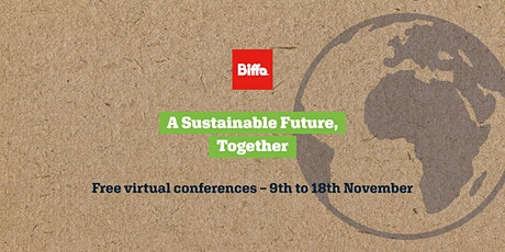 A Sustainable Future, Together tickets
