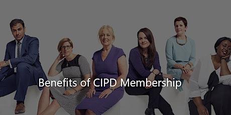 CIPD Mid Scotland Branch Membership Benefits tickets