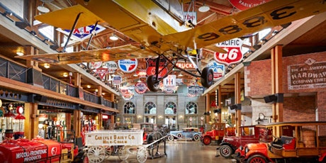 Heritage Park - Gasoline Alley Museum Dinner tickets
