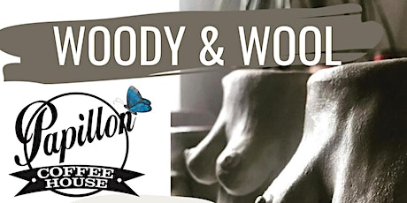 Woody & Wool Booby Vase tickets
