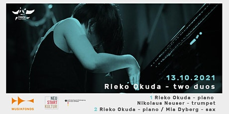 RIEKO OKUDA – TWO DUOS | THE SOCIAL MUSIC SERIES // #PANDAJAZZ Tickets