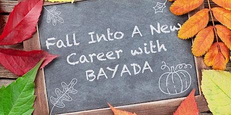 BAYADA Fall Fest Hiring Event! tickets