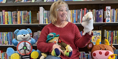 Stories & Rhymes at Fareham Library tickets