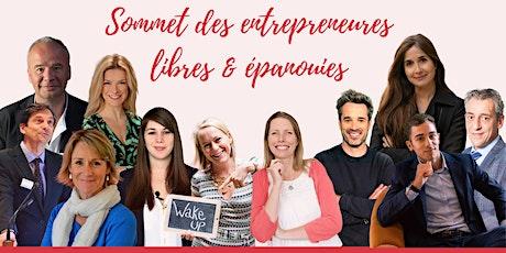 Le sommet des entrepreneures libres & épanouies billets