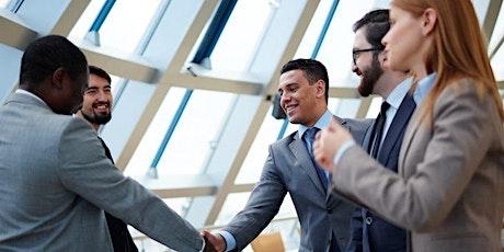 Curso de Gestão de Compras e Negociação com Fornecedores bilhetes