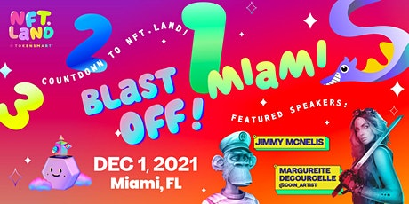 321 Blast Off: Miami tickets
