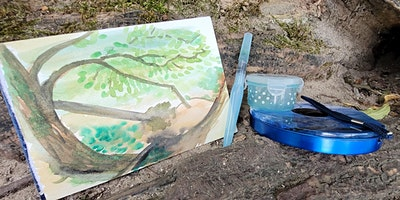 Hurley Riverside mindful walk (with creativity)