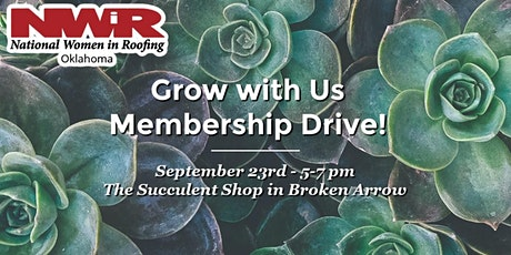 NWiR Oklahoma -Grow With Us Membership Drive! tickets