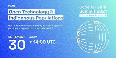 Open Technology & Indigenous Populations tickets
