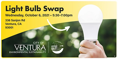 LED Light Bulb Swap tickets