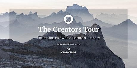 Sidetracked Magazine LIVE: The Creators Tour London tickets
