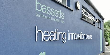 Bassetts Heating Innovation Centre Open Evening tickets