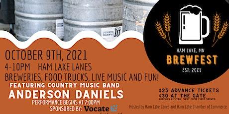 Ham Lake Brewfest! tickets