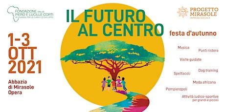 Il futuro al centro biglietti