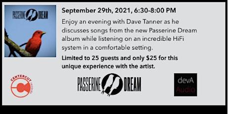 Center Cut Records Present Passerine Dream @ devAAudio tickets