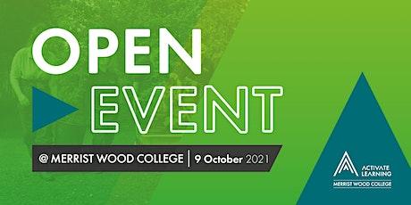 Merrist Wood College October Open Event tickets