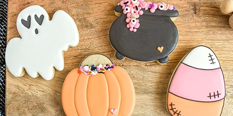Fall Cookie Decorating Workshop with Lil Cookie Co. tickets