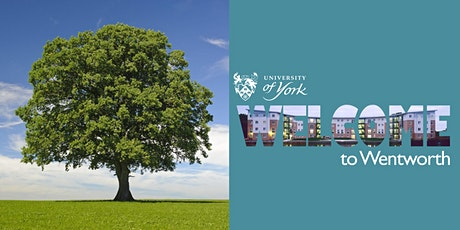 Explore the York Campus Tree Trail tickets