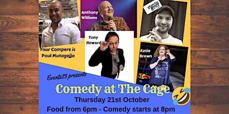 ComedyNight tickets