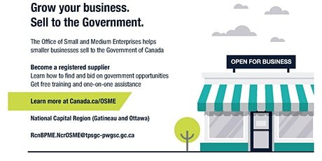 Mythbusting Federal Government procurement (webinar) tickets
