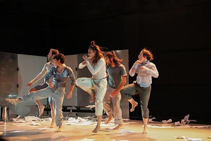 Imagen de COS A COS (E-111)– Fil D'Arena Dansa-Teatre – DANZA/TEATRO/CIRCO