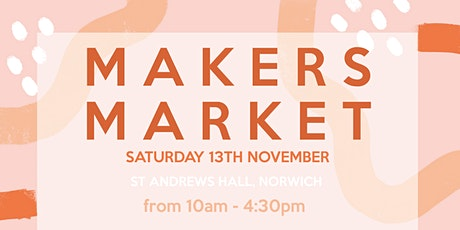 Brew Norfolk and friends Makers Market tickets