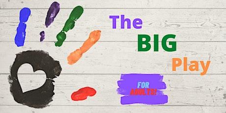 The BIG Play (FREE Taster Workshop) tickets
