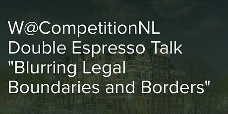 """Double Espresso Talk """"Blurring Legal Boundaries and Borders"""" tickets"""