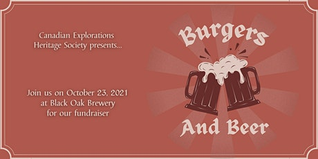 Burgers and Beer Fundraiser tickets