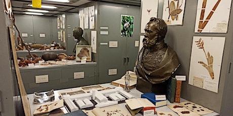 Visite guidée de l'Herbarium universitaire tickets