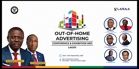 Out-Of-Home Advertising Exhibition & Conference 2021 tickets