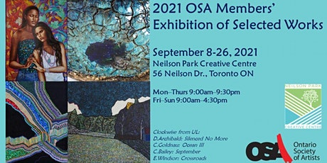 Ontario Society of Artists Exhibition tickets