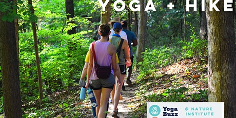 Yoga + Hike at The Nature Institute tickets