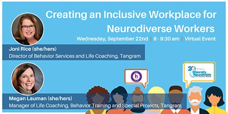 Creating an Inclusive Workplace for Neurodiverse Workers tickets