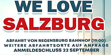We Love Salzburg tickets