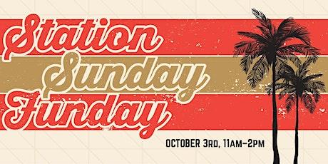 Station Sunday Funday tickets