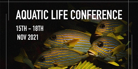 The Aquatic Life Conference tickets