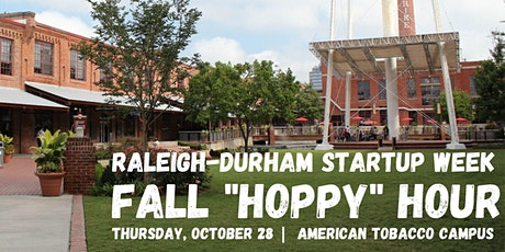 Fall 'Hoppy' Hour powered by Raleigh-Durham Startup Week tickets