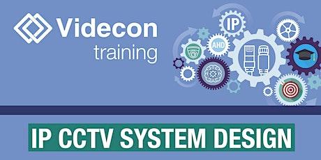 IP CCTV System Design tickets