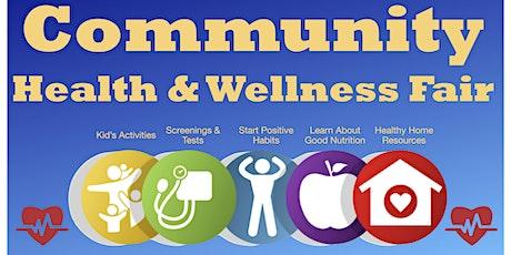 Community Health & Wellness Fair tickets